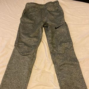 Girls Nike sweat pants